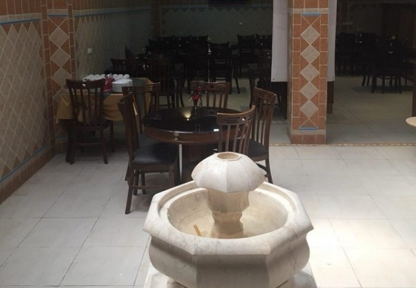 هتل سعدی