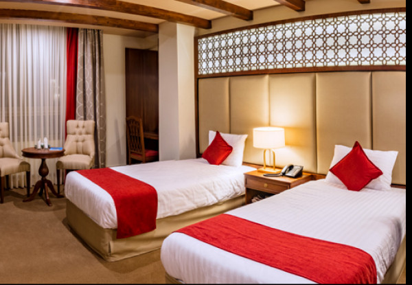 هتل بوتیک ایرمان